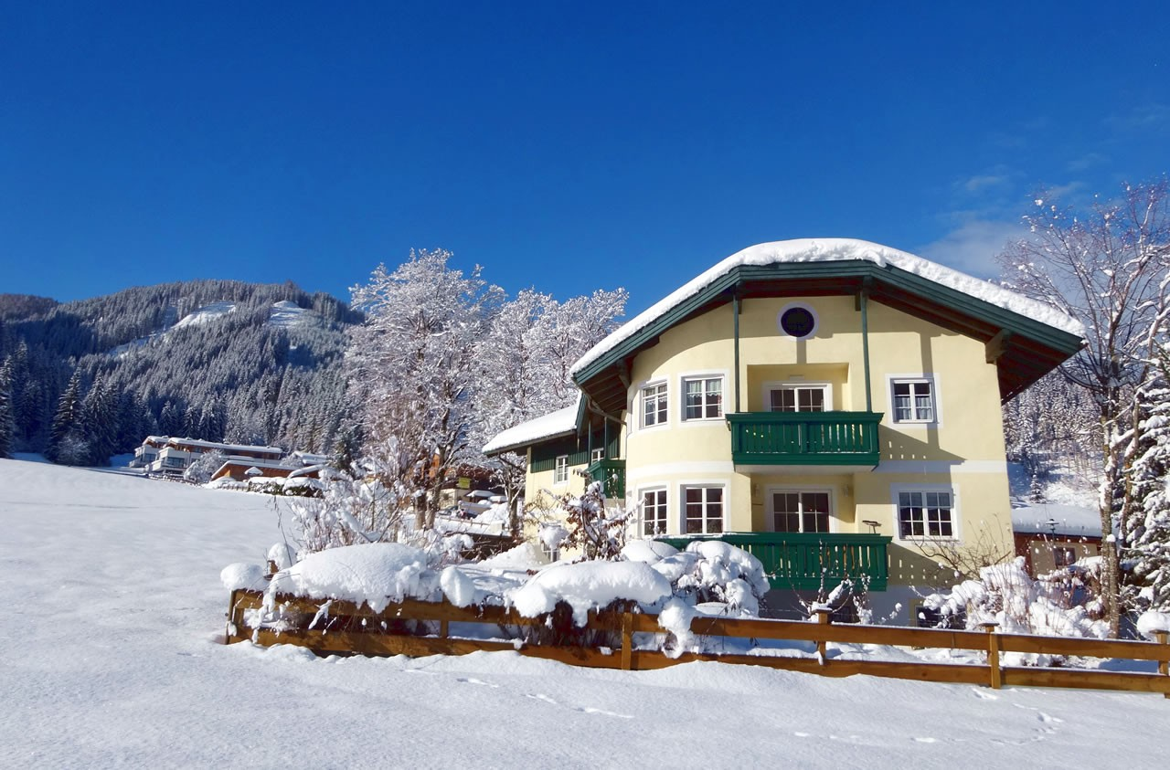 Apartments Geistlinger in Top-Lage in Flachau